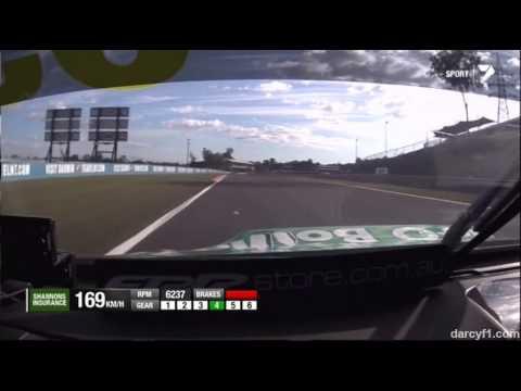 Onboard Lap around Hidden Valley Raceway (feat. David Reynolds) - #V8SC 2014
