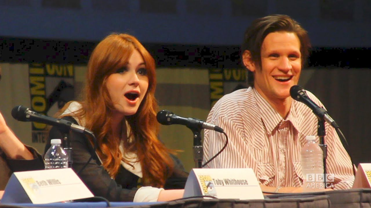 Doctor Who San Diego Comic-Con 2011 (Eleventh Doctor)