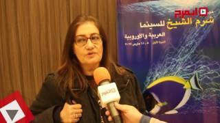 اتفرج | ماجدة موريس: دورة مهرجان شرم الشيخ للسينما العربية والأوروبية افتقدت «القليوبي»