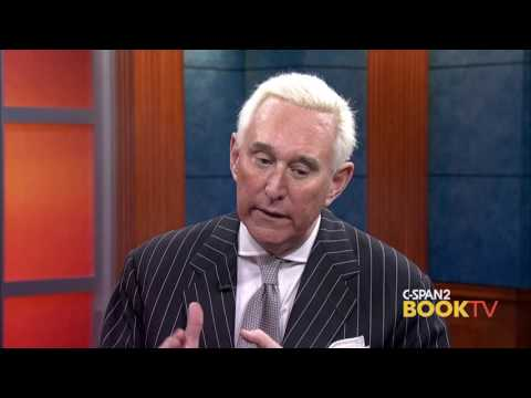 "After Words: Roger Stone, ""The Making of the President 2016"""