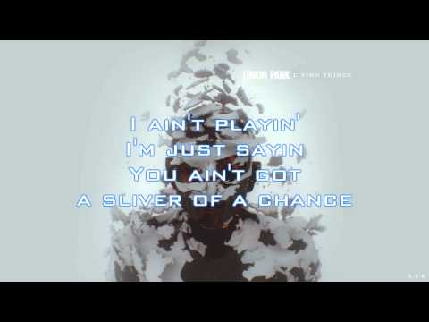 Linkin Park - Until It Breaks LYRICS