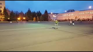 Электроскейтборд