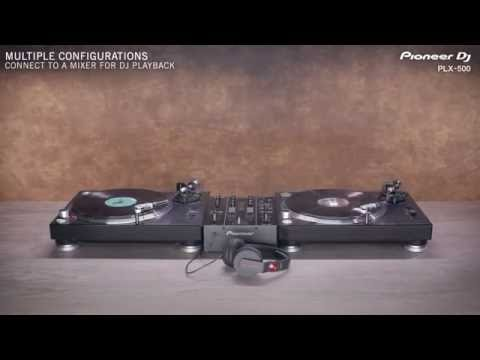 Pioneer DJ PLX-500 Official Introduction