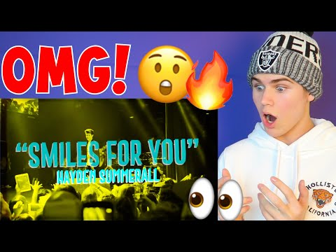 REACTING TO HAYDEN SUMMERALL'S NEW SONG ABOUT ANNIE LEBLANC (SMILES FOR YOU) OFFICIAL VIDEO 2018