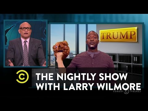 The Nightly   Donald Trump Isn't Funny Anymore