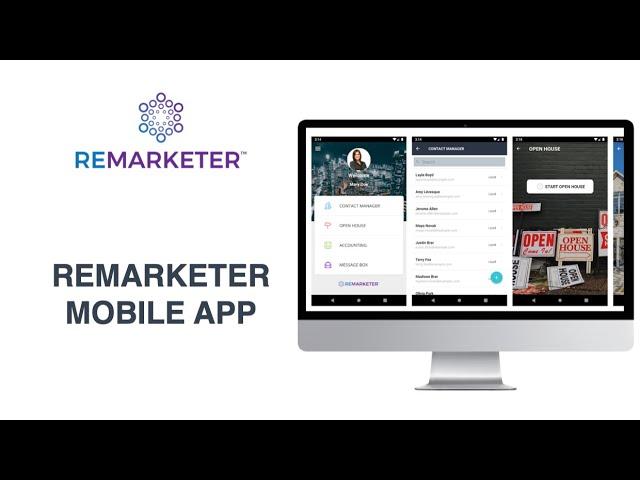 REMARKETER Training - Mobile App