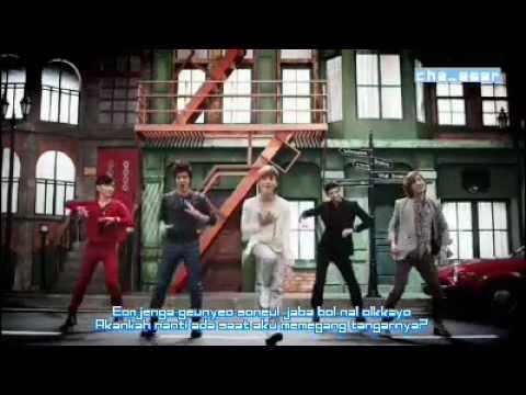 Shinee - Hello Hello (Indo Sub + Lirik)