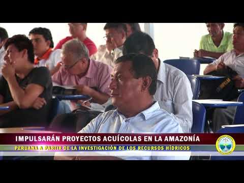 IMPULSARÁN PROYECTOS ACUÍCOLAS EN LA AMAZONÍA PERUANA