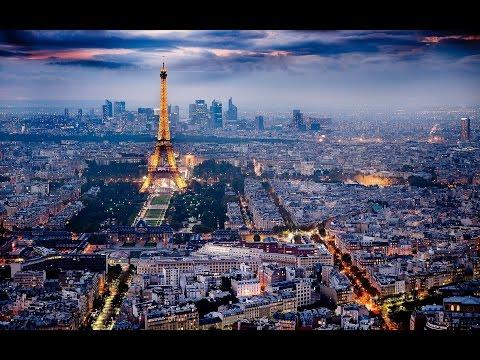 París - Francia, una ciudad hermosa y turística