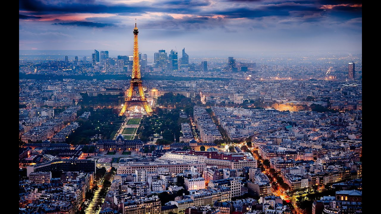 París Francia Una Ciudad Hermosa Y Turística Youtube