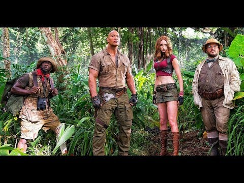 JUMANJI 2 International Trailer (2017) New Footage, Dwayne J
