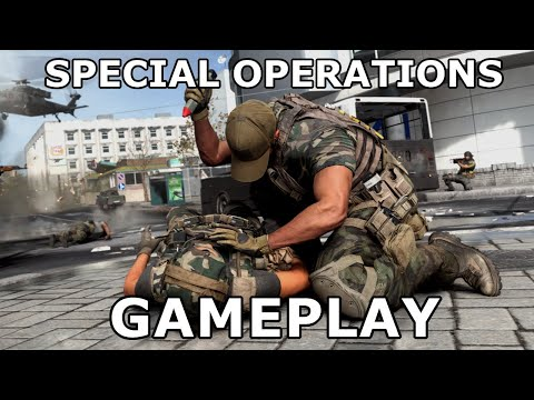 Call of Duty: Modern Warfare Spec Ops Survival Mode Gameplay