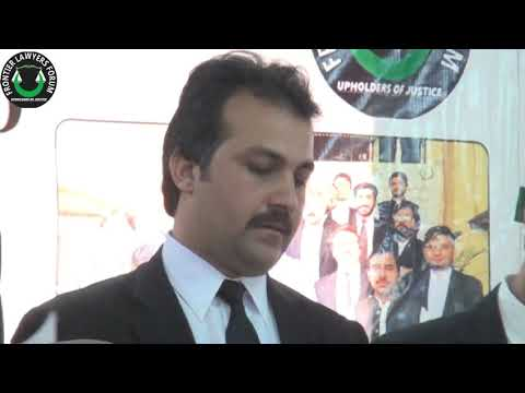 Frontier Lawyer Forum 2nd Oath Cermony