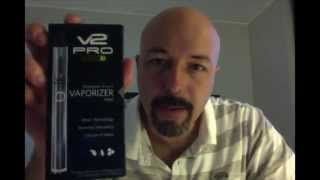 V2 Pro Series 3 Review: 3 in 1 Vaporizer from V2 Cigs