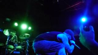 All That Remains Stand Up Live @ Peabodys Cleveland OH 12 17 2012