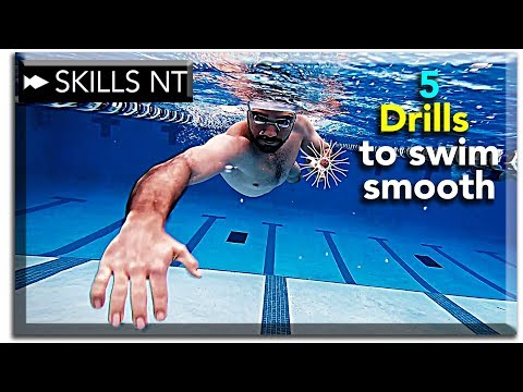5 Freestyle drills to help you swim smooth