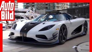 Supercar Owners Circle Event: Duabi 2019 - Hypercars - Luxus - Exlusiv
