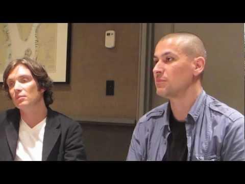 Cillian Murphy And Director Rodrigo Cortes