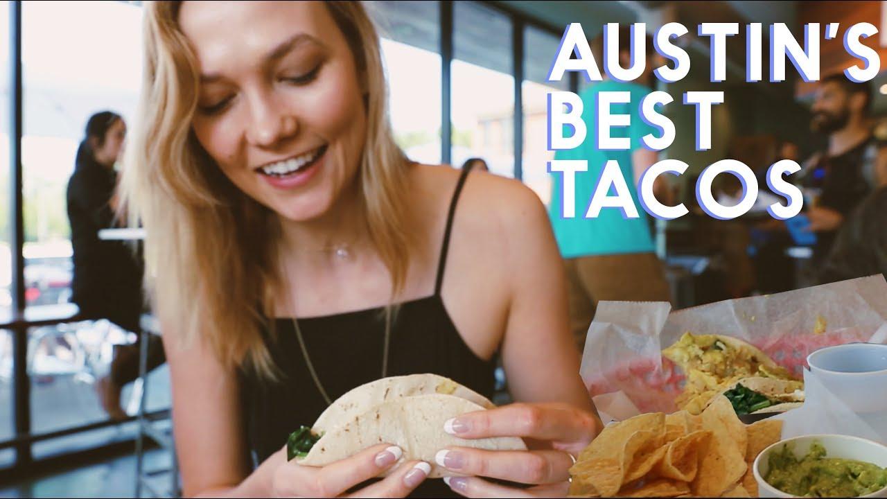 24 Hours In Austin Karlie Kloss