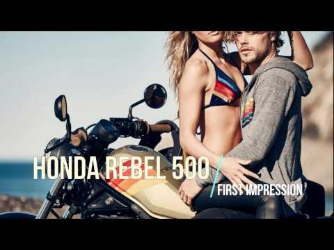 New HONDA rebel 500, 471cc parallel twin, 34mm throttle bodies
