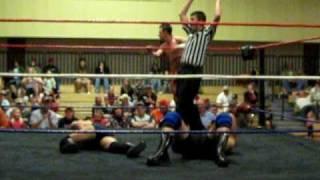 bulldog raines josh stone win the uiw tag team championships