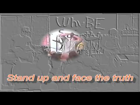 Negative Approach - Friend or Foe / Whatever I do live w/Lyrics