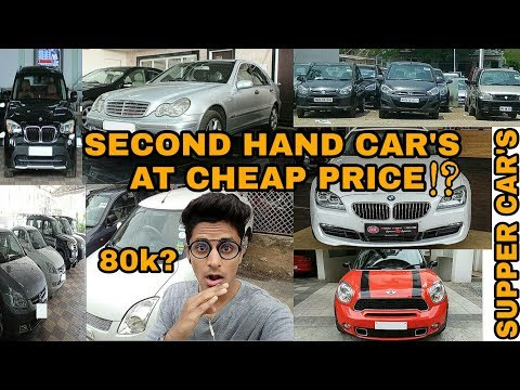 Second Hand Car Market In Hyderabad | Second Hand Car In Cheap Price | certified used cars for sale