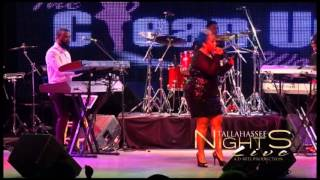 "LACLOTEAL RICHARDSON SINGS ""CLEAN UP WOMAN"" AT TALLAHASSEE NIGHTS LIVE!"