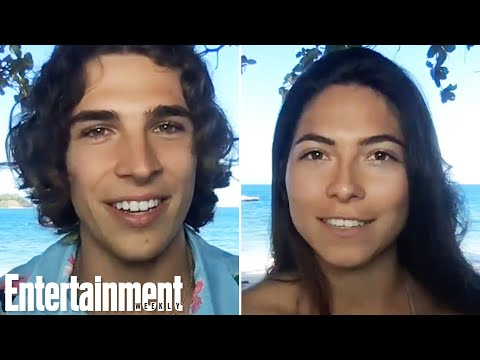 All 'Survivor 41' Contestants Explain Why They Will Win This Season | Entertainment Weekly