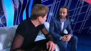 """Алексей Ягудин """"Shadow"""" Кубок профессионалов 2014 - 1 выпуск"""
