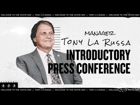 Tony La Russa hired as Chicago White Sox manager