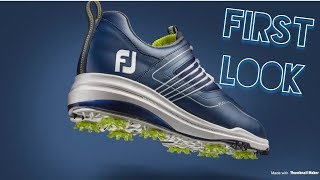 FootJoy Fury Golf Shoes   First Look   Pure COMFORT!