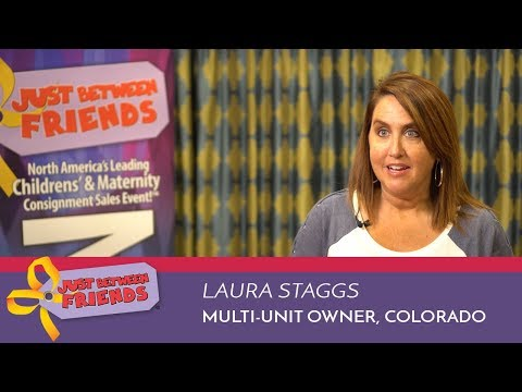 Just Between Friends Franchisee Profile: Laura Staggs