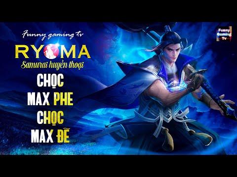 LIÊN QUÂN   Soái ca Ryoma Samurai Huyền Thoại đi Gừng gặp phải CÁN BỘ và CÁI KẾT