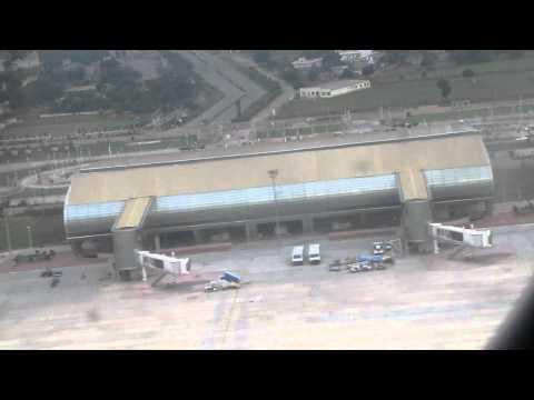 Jaipur Sanganer Airport (JAI/VIJP) - Takeoff From Runway 27 - Kingfisher Airlines ATR 72-212A