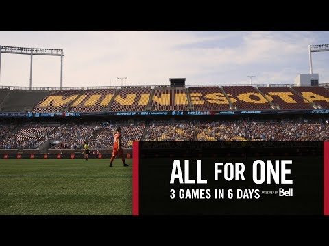 All For One: 3 Games in 6 Days (S06E09) presented by Bell