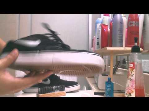 Shoe MGK cleaning Nike Janoskis