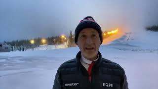 Inför julen: Det här händer på landets skidanläggningar