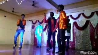 Gva வி ன் APN dance group
