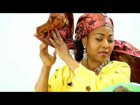 Copy of HOW TO TIE GELE (AFRICAN HEAD SCARF) WITH DAMASK