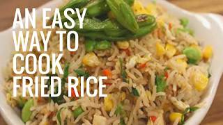 Fried rice || tasty || easy to cook