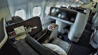 qatar airways airbus a340 business class colombo to doha   flight report