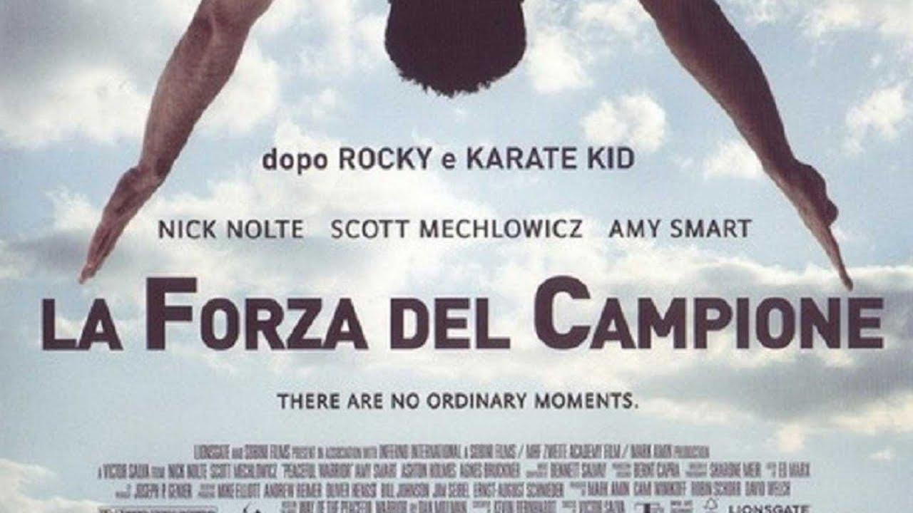 La Forza Del Campione Peaceful Warrior Italiano Completo Youtube