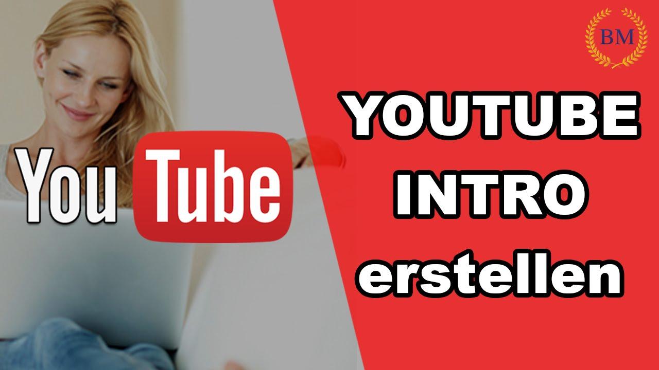 Youtube Intro erstellen kostenlos deutsch: [GRATIS/FREE DOWNLOAD ...