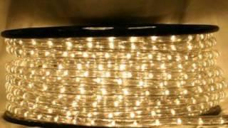 120v warm white 150 feet 12v christmas lighting led rope light dimmer dimmable indoor outdoor