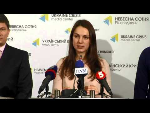 Ukrainian delegation to the OSCE Parliamentary Assembly.Ukraine Crisis Media Center, 23-02-2015