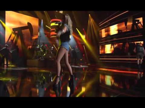 Jeanette Biedermann & Andreas Gabalier - You Shook Me All Night Long 2014