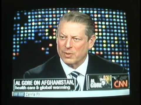 Al Gore (Finally) Talks About the Environmental Ramifications of Eating Meat