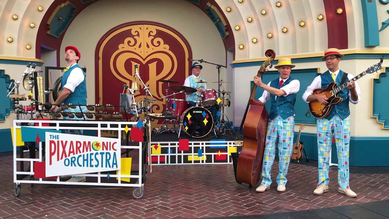 Pixarmonic Orchestra August 12th, 2018