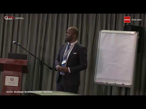 ACCA Strategic Business Leader 2018 Course South Africa